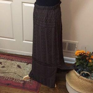 J. Jill Maxi Skirt